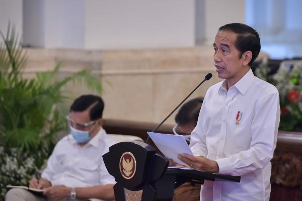 Istana Sebut Menteri yang Tak Sesuai Harapan Jokowi Bakal Dicopot