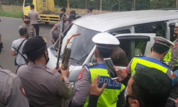 Ikut Demo di Jakarta, 6 Santri Bawa Busur Panah Ditangkap Polisi