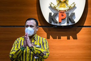 ICW Tuding Ada Kelompok Bersekongkol dengan Firli Cs Singkirkan Pegawai KPK