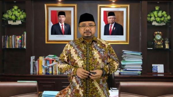 Menag Yaqut Kutuk Keras Bom Bunuh Diri di Katedral Makassar