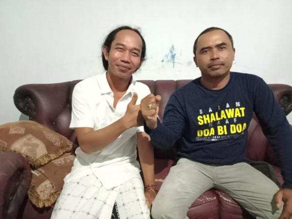Viral Pria Gondrong Mirip Jokowi, Anggota DPR Gelar Sayembara
