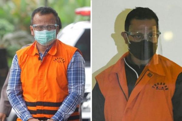 Deretan Koruptor Kakap yang Ditangkap Selama 2020, Ada 2 Menteri Jokowi