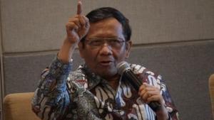 Mahfud MD: Tak Seenaknya Hidup Berdemokrasi, Perlu Represi Negara