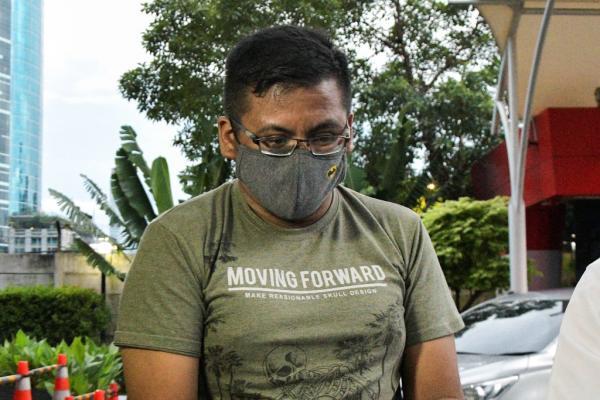 KPK: Ferdy Yuman Gunakan Pelat Mobil Palsu Saat Sembunyikan Nurhadi