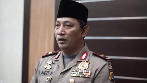 DPR Diminta Mendengarkan Masukan Publik terkait Rekam Jejak Listyo Sigit