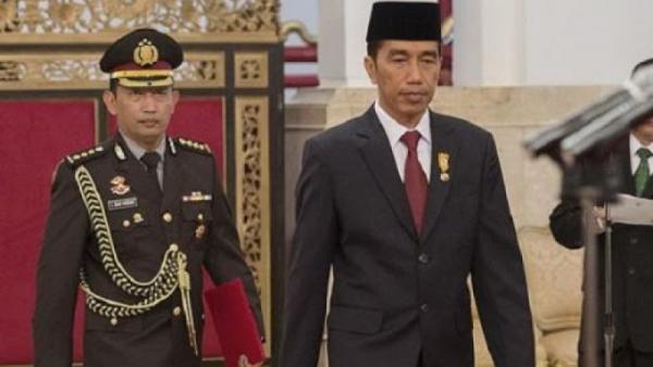 Breaking News: Jokowi Tetapkan Listyo Sigit Prabowo Jadi Calon Tunggal Kapolri