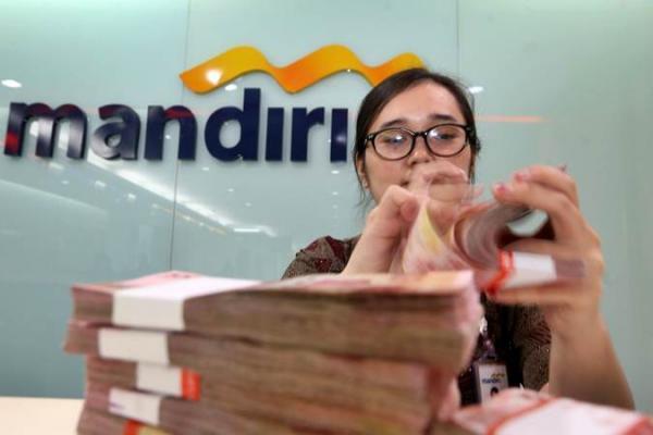 Bank Mandiri Salurkan Bansos Pemerintah Rp18 Triliun Tahun Ini