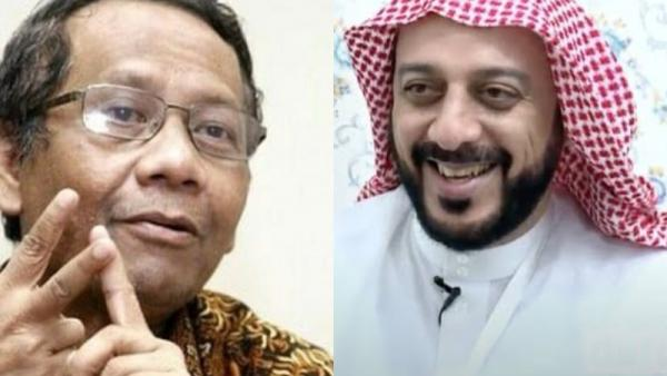 Cerita Mahfud MD Soal Syekh Ali Jaber yang Ingin Cetak Sejuta Penghafal Al-Quran