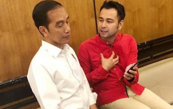 Raffi Ahmad Minta Maaf Langgar Prokes, Merasa Bersalah dengan Jokowi