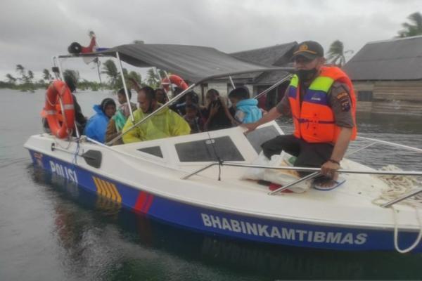 5 Orang Tewas Akibat Banjir Besar di Tanah Laut, Kalsel