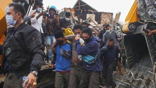 BNPB: Korban Meninggal Gempa Sulbar 73 Orang, 27.850 Mengungsi