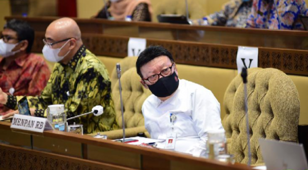 Ditolak Pemerintah, Mayoritas Fraksi Komisi II DPR Sepakat RUU ASN Dilanjutkan