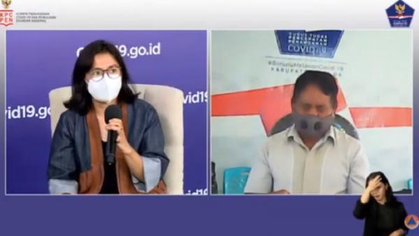 Terungkap Alasan Kabupaten Ngada Masuk Zona Berisiko Tinggi Covid-19