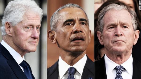 3 Mantan Presiden AS Kirim Pesan untuk Biden, Serukan Persatuan AS