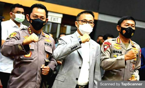Program Kerja Sigit Prabowo yang Membuat Polri Makin Kuat dan Humanis