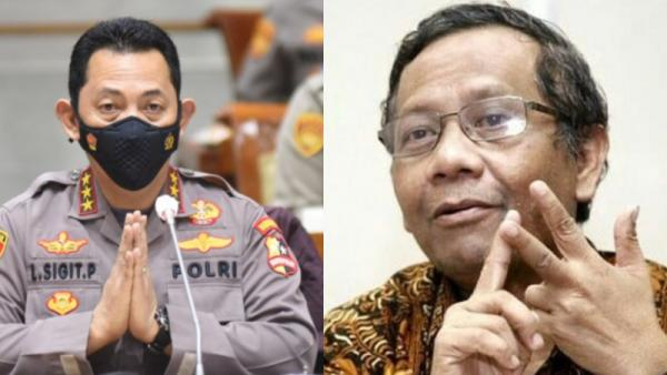 Mahfud MD Sentil Janji Sigit Prabowo yang Diabaikan Masyarakat Tapi Penting