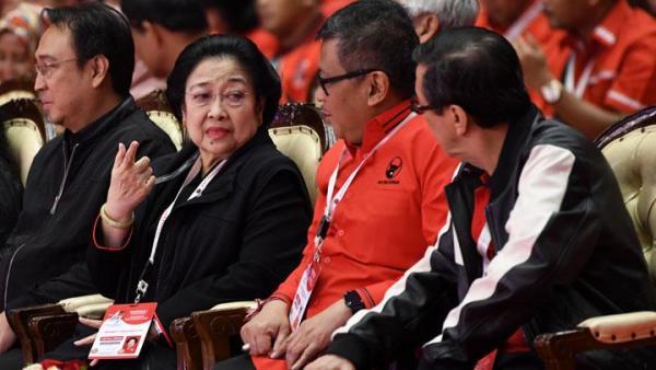 Amandemen UUD 1945 Melebar, Megawati Minta Kader PDIP Slowing Down