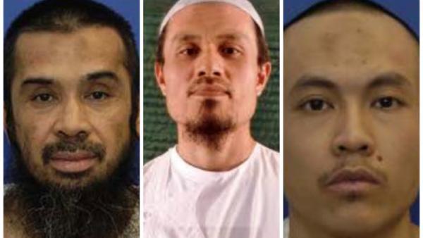 AS Siap Tuntut 3 Teroris Bom Bali di Pengadilan Militer