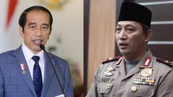 Jokowi akan Lantik Kapolri Terpilih Sigit Prabowo 27 Januari