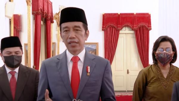 Jokowi Lantik Dewas LPI, Harap Dapat Dana Jumbo dari SWF