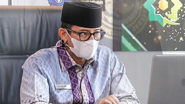 Sandi Uno Pastikan Bantuan Akomodasi Isolasi Mandiri di DKI Jakarta