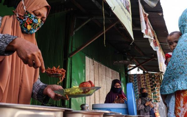 BPS: Penduduk Miskin Indonesia Meningkat 2,76 juta Akibat Pandemi Covid-19
