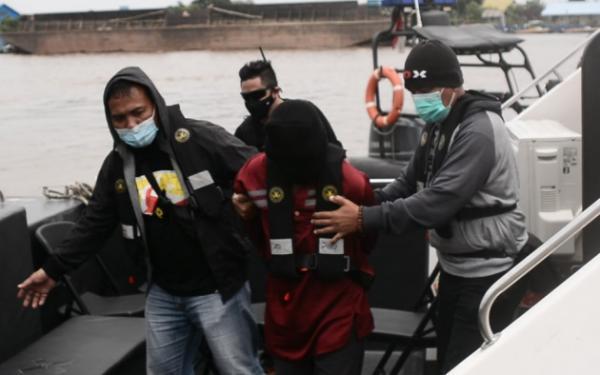 3 Terduga Teroris yang Ditangkap di Kalbar Anggota JAD
