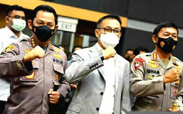 DPR Yakin Instruksi Kapolri terkait Laporan UU ITE Tak Bikin Gaduh