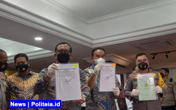 Polda Metro Tangkap 15 Pelaku Mafia Tanah yang Dilaporkan Dino Patti Djalal