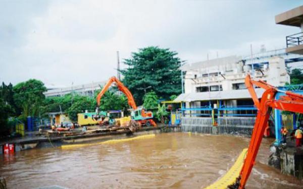 BMKG: Potensi Hujan Lebat Wilayah Jakarta Terjadi Hingga 25 Februari