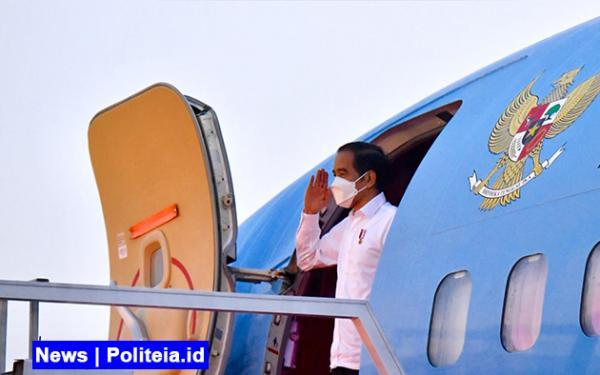 Presiden Jokowi Tinjau Food Estate di Sumba dan Bendungan Napun Gete Sikka