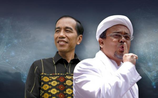 Sikap Tak Jujur Rocky Gerung, Fadli Zon dan Anwar Abbas Soal Kerumunan Jokowi