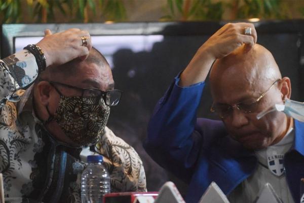 Laporan Demokrat Kubu Moeldoko Belum Diterima Polisi, Begini Reaksi Razman Nasution