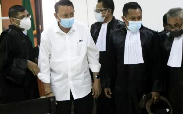 Alasan Hakim Membebaskan Eks Walkot Kupang Jonas Salean dari Perkara Korupsi