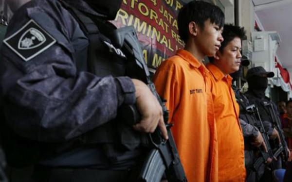 Polda Banteng Tangkap 19 Anggota Geng Motor All Star Serang Timur