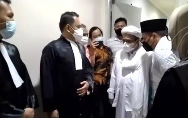 Viral Video Jaksa Ngaku Terima Suap dalam Kasus Rizieq Shihab, Ini Fakta Sebenarnya