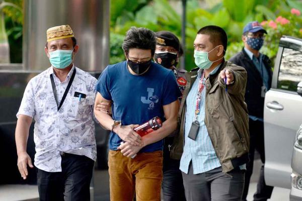 1 Tahun DPO, Samin Tan Akhirnya Ditangkap KPK
