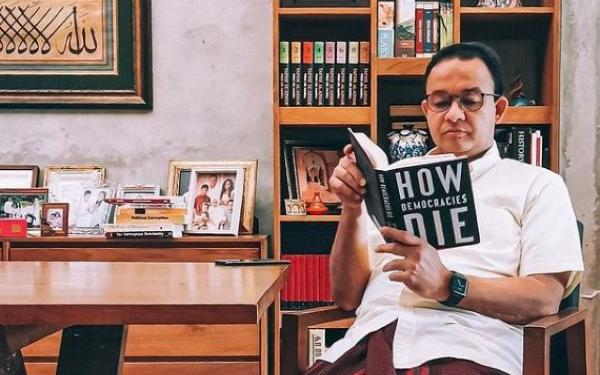 Survei SMRC: Mayoritas Warga Jakarta dan Pendukung Anies Baswedan Tolak Pembubaran FPI