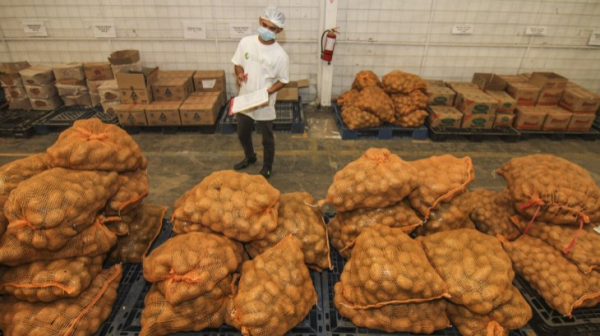 Satgas Pangan: Penimbun Bahan Pokok Didenda Rp5 Miliar