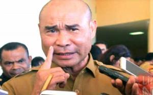 Lamban Tangani Bencana, Kepala BPBD NTT Dicopot Gubernur Viktor Laiskodat