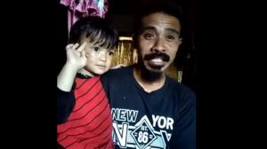 Bocah 3 Tahun Selamat dari Banjir Bandang Flotim NTT berkat Suara Sang Kakek