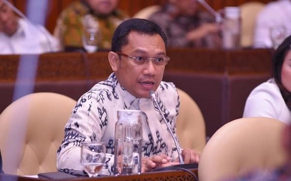Ansy Lema Desak 3 Menteri Alokasikan Dana Bangun NTT Pasca Bencana