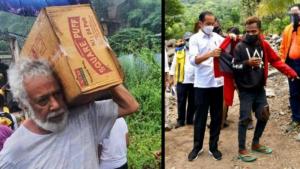 Tangisan Jokowi dan Xanana Gusmao