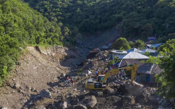 Hari Ke-9, Korban Meninggal Bencana NTT Mencapai 179 Orang, 46 Masih Hilang