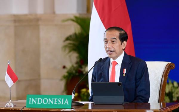 Buka Hannover Messe 2021, Jokowi Ajak Jerman Investasi Infrastruktur Digital di Indonesia