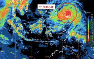 Potensi Siklon Tropis Surigae, BNPB Minta 9 Provinsi Ini Siaga