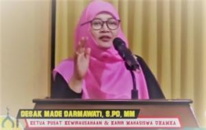 Skenario di Balik Munculnya Video Desak Made Darmawati Lakukan Penghinaan Agama