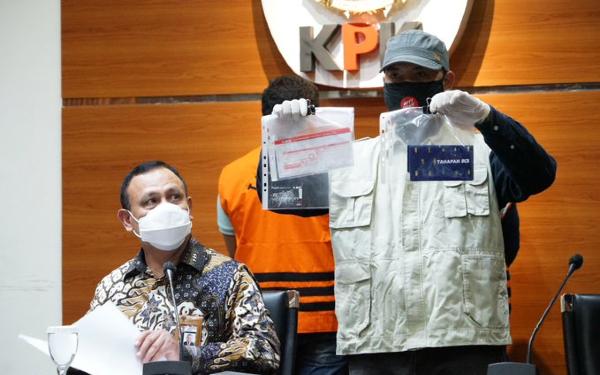 KPK Tetapkan 3 Tersangka Dugaan Korupsi Walikota Tanjung Balai, Nama Azis Syamsuddin Disebut