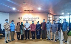 Kembangkan Jahe Merah di Ngada, Kemenko Perekonomian Inisiasi Kemitraan dengan PT Bintang Toedjoe
