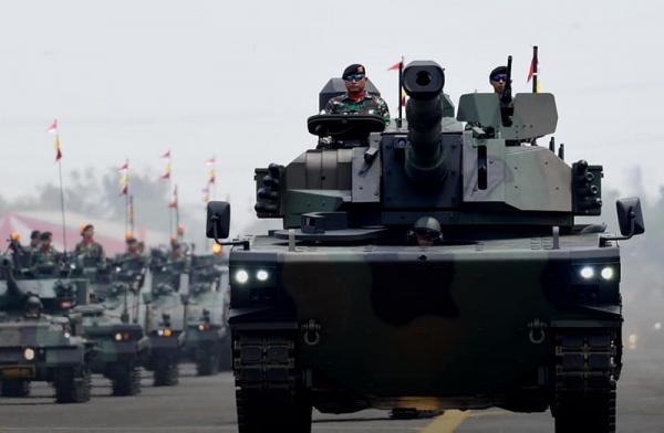 Koalisi Sipil Desak Jokowi Bentuk Tim Independen Audit Alutsista Indonesia